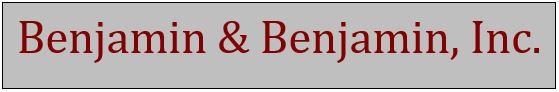 Benjamin & Benjamin, Inc.